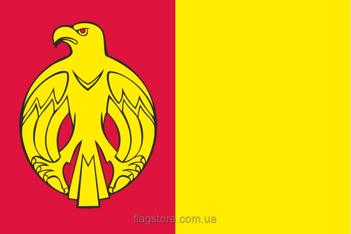 Купити прапор Кіровоградської області