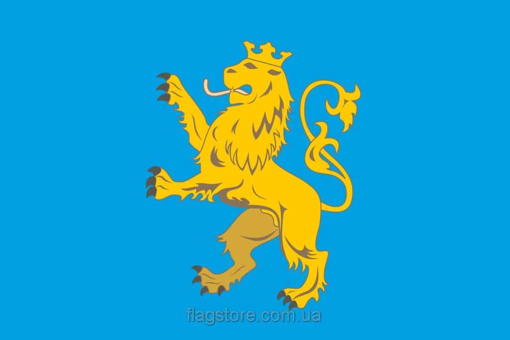 Купити прапор Львівської області