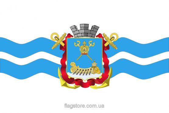 Купить флаг Николаева (города Николаев)