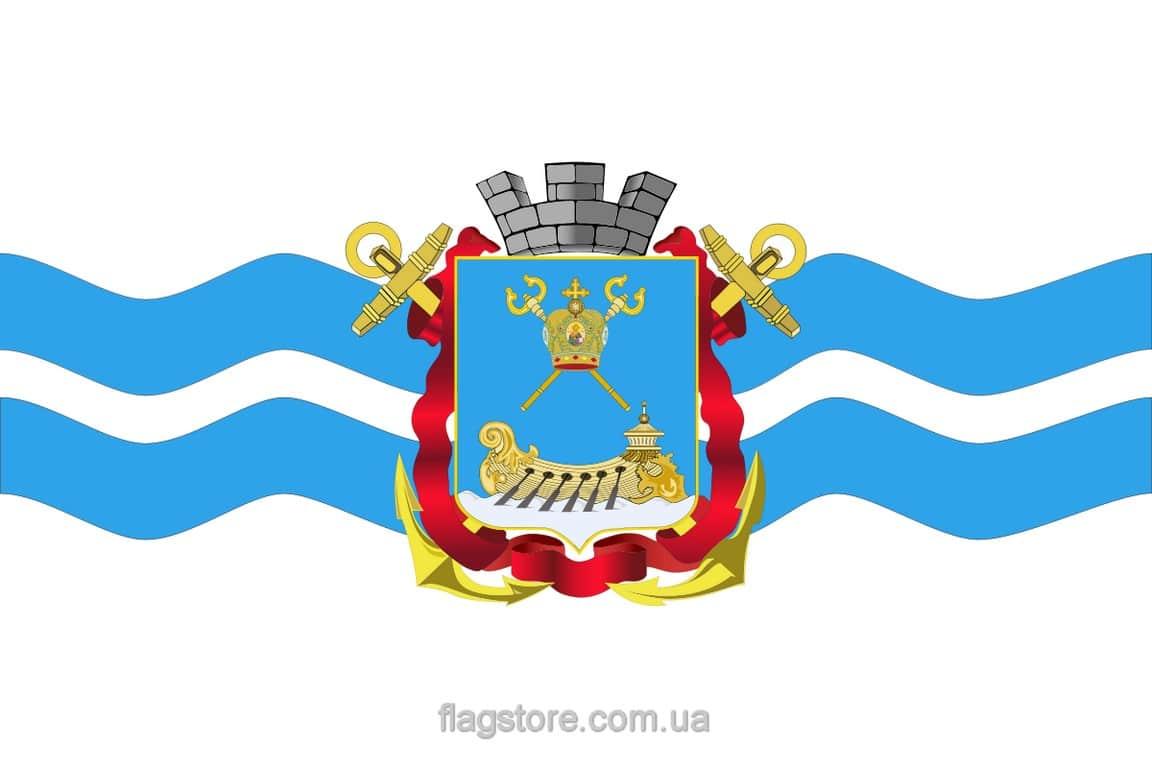 Купити прапор Миколаєва (міста Миколаїв)