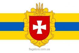 Купить флаг Ровненской области