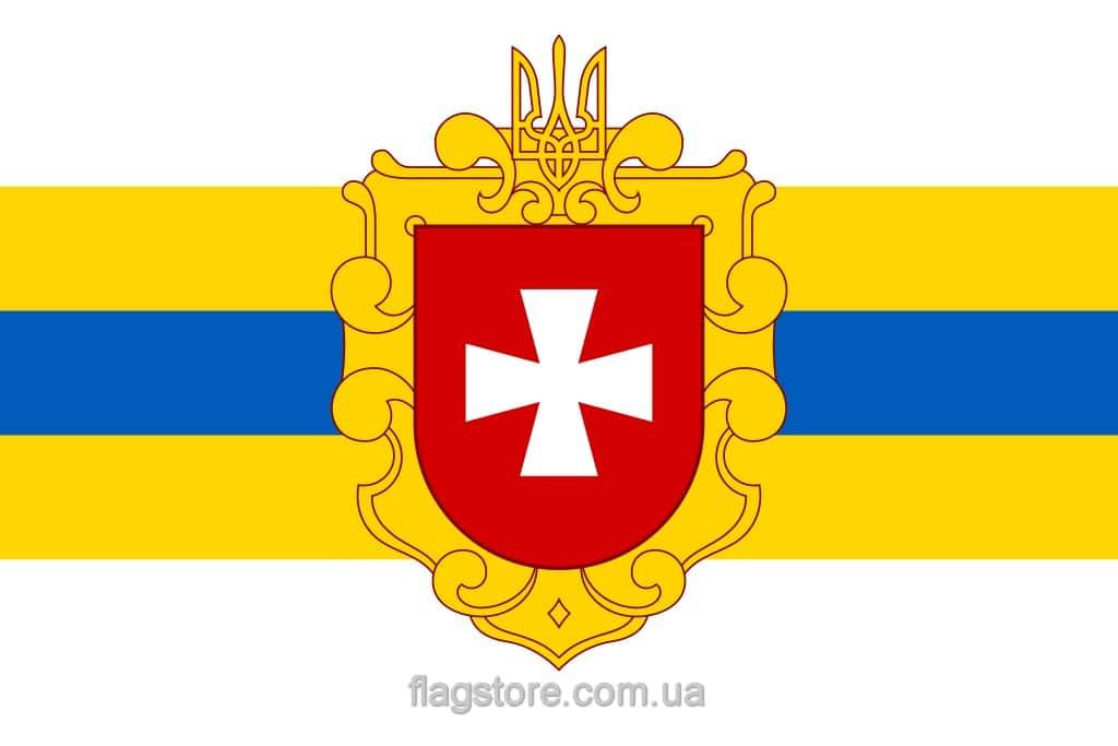 Купити прапор Рівненської області