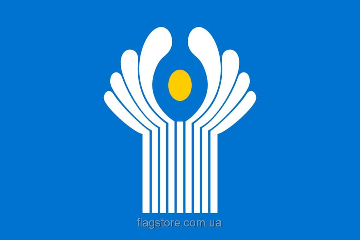 Купить флаг Содружества Независимых Государств (СНГ)