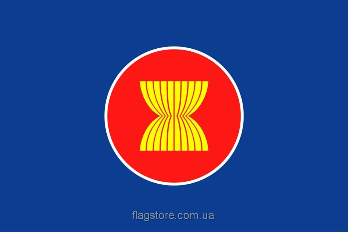 Купить флаг АСЕАН