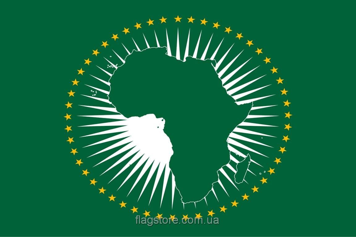 Купить флаг Африканского Союза
