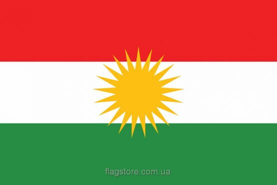 Купити прапор Курдистану
