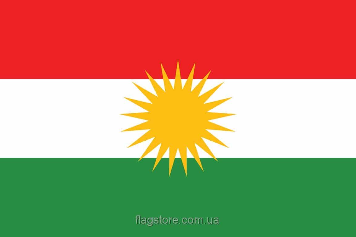 Купить флаг Курдистана