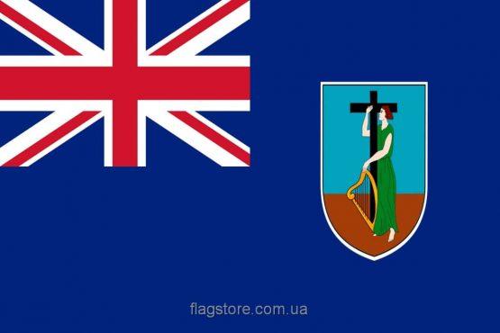 Купити прапор острова Монтсеррат