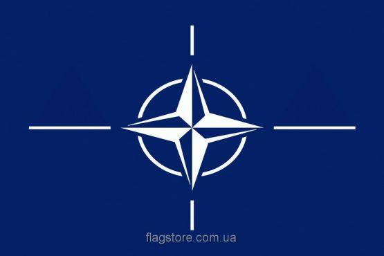 Купити прапор НАТО