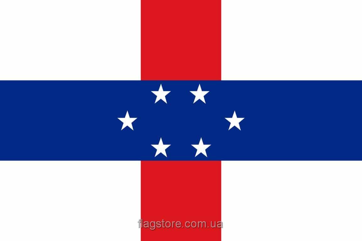Купить флаг Нидерландских Антильских островов