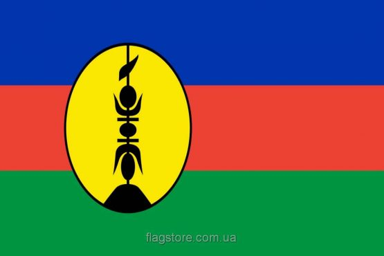 Купити прапор Нової Каледонії