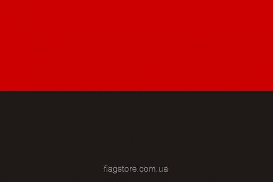 Купити червоно-чорний прапор ОУН-УПА
