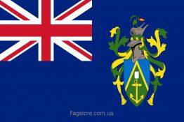Купити прапор острова Піткерн