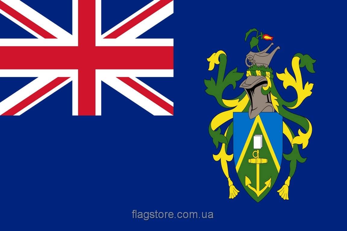 Купить флаг Питкэрна