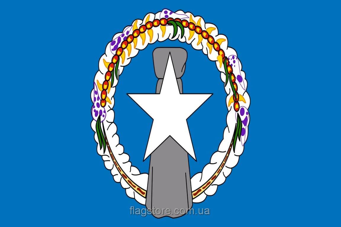 Купить флаг Северных Марианских Островов