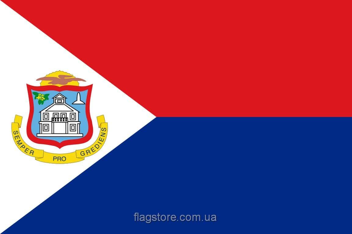 Купить флаг Синт-Мартена