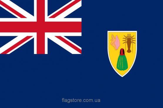Купити прапор Теркса і Кайкоса