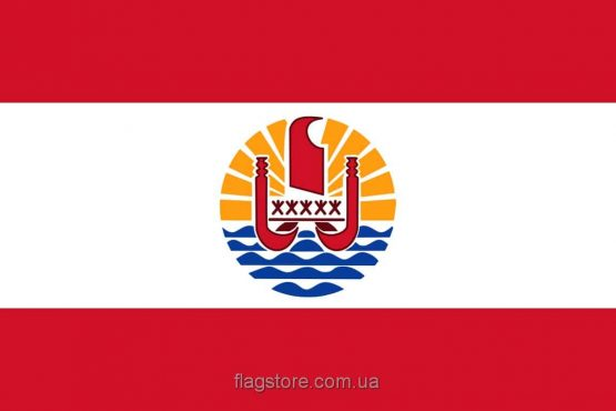 Купити прапор Французької Полінезії