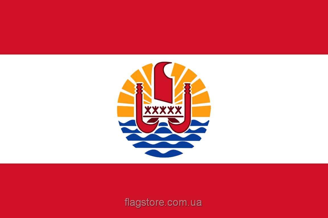 Купить флаг Французской Полинезии