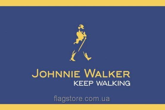 Купити прапор віскі Johnnie Walker