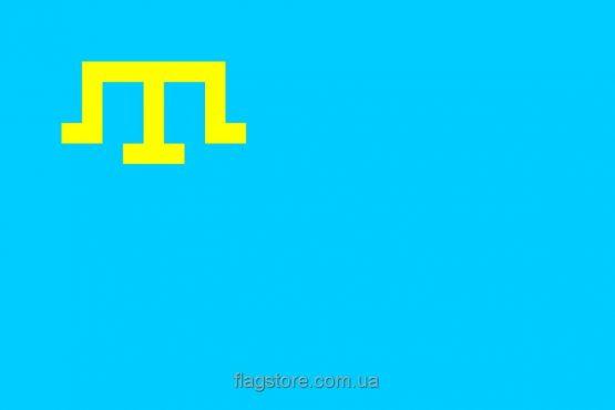 Купити прапор кримських татар