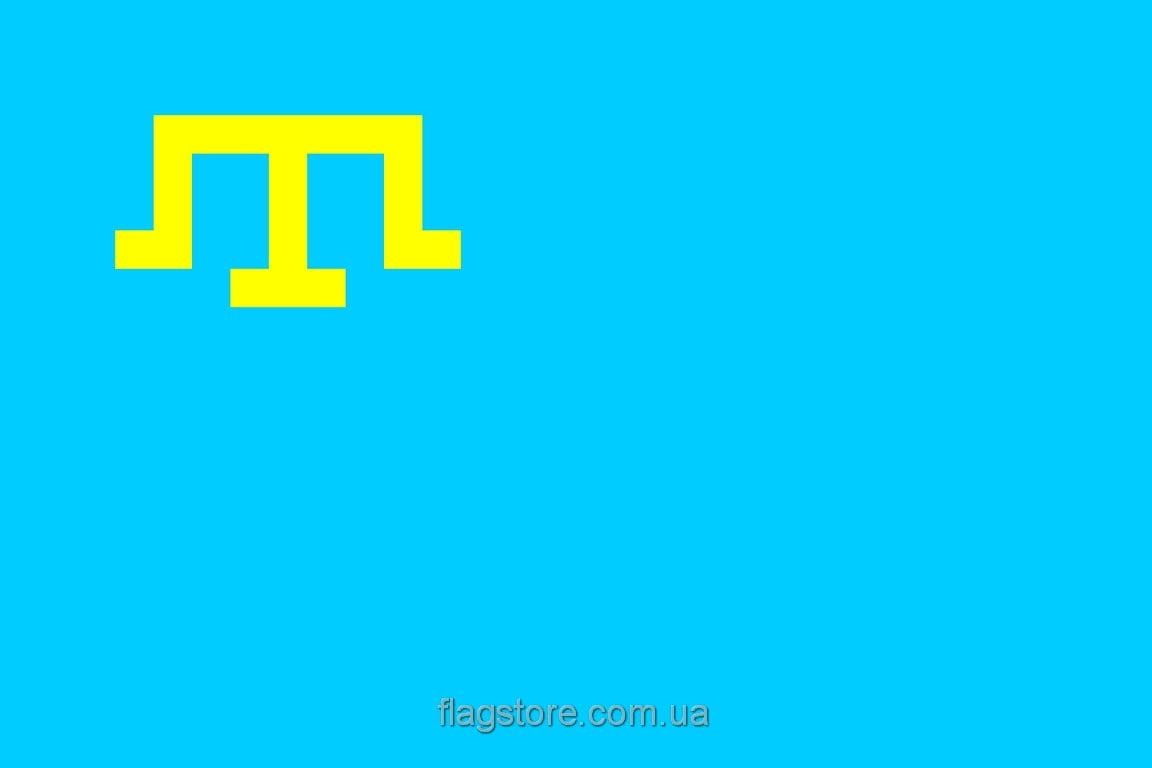 Купить флаг крымских татар