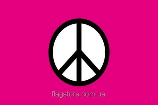 Купити прапор пацифік peace