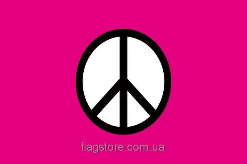 Купить флаг пацифик peace