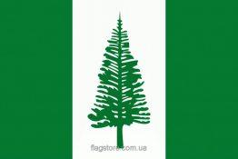 Купити прапор острова Норфолк