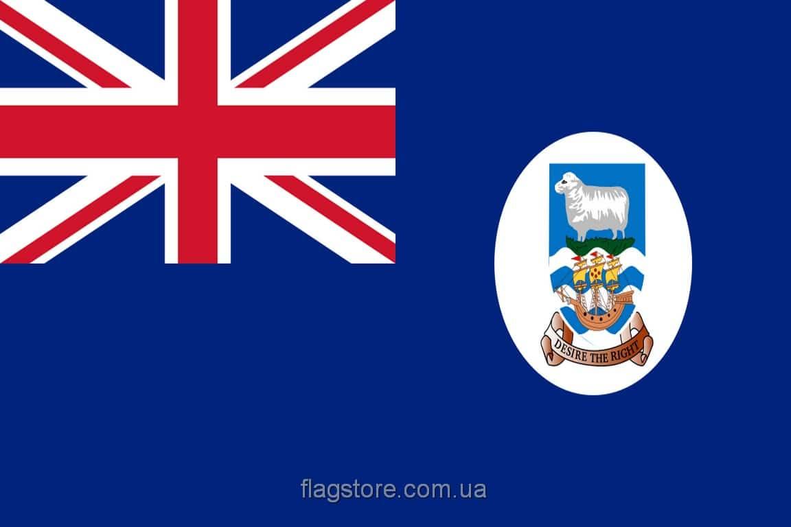 Купить флаг фолклендских островов