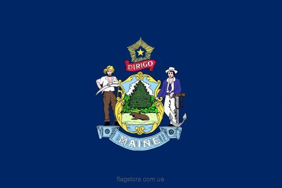 Купити прапор Мену (штату Мен)