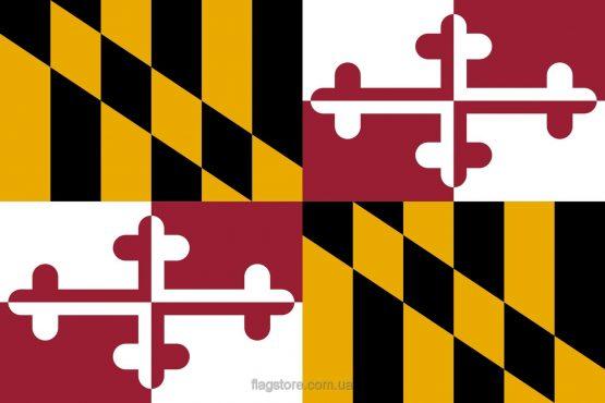Купити прапор Меріленду (штату Меріленд)