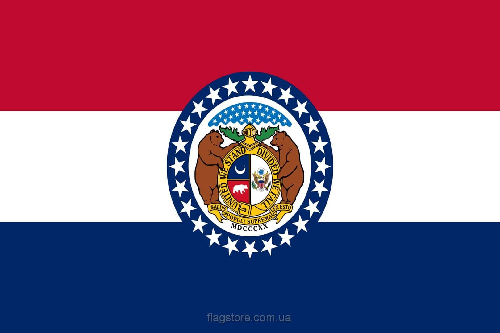 Купить флаг штата Миссури
