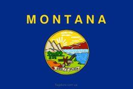 Купити прапор Монтани (штату Монтана)