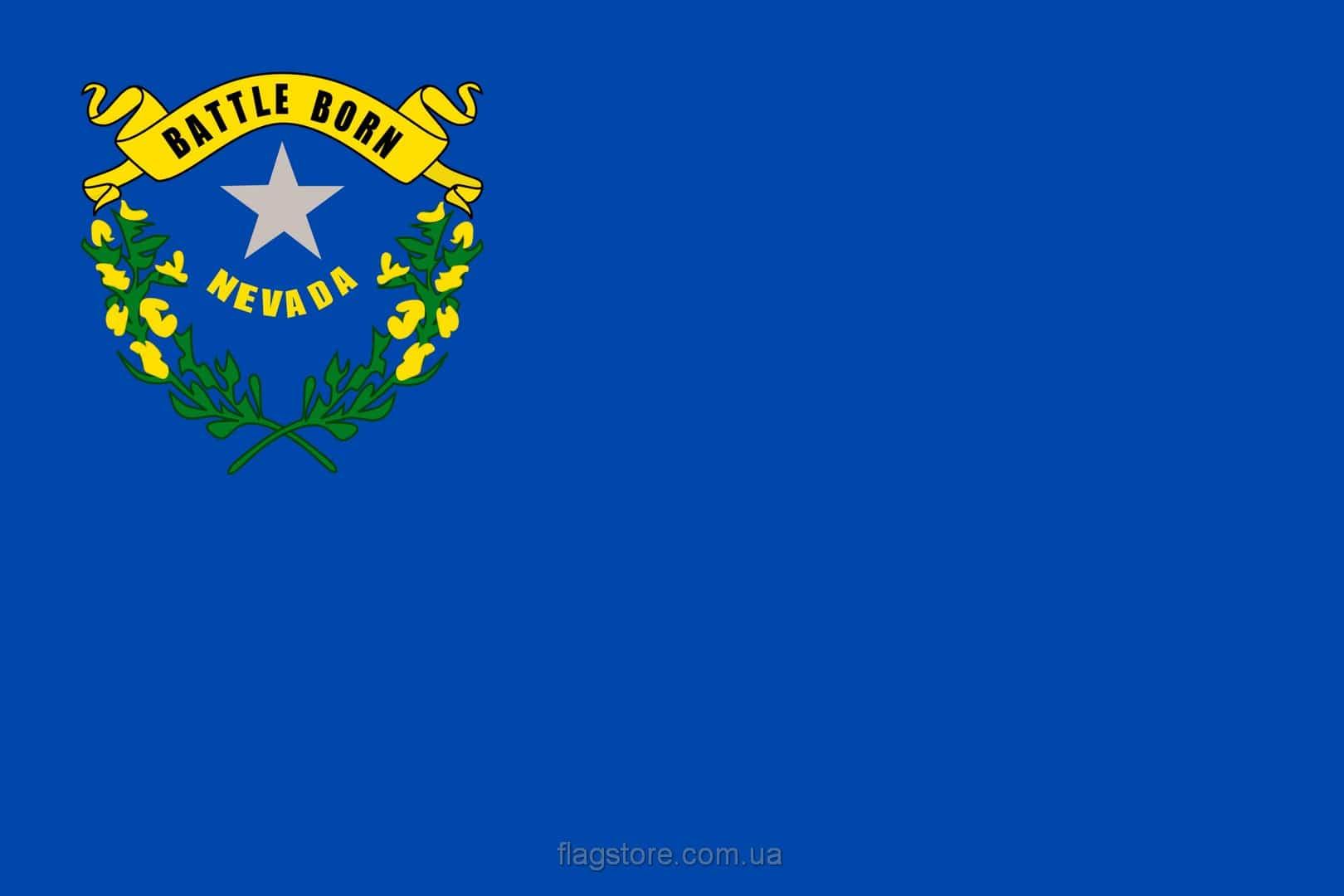 Купить флаг Невады (штата Невада)