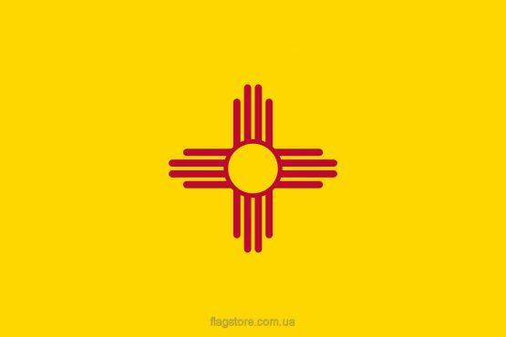 Купити прапор штату Нью-Мексико