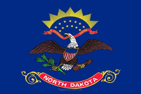 Купити прапор Північної Дакоти (штату Північна Дакота)