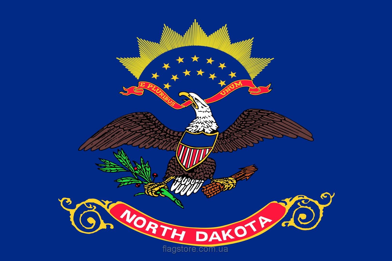 Купить флаг Северной Дакоты (штата Северная Дакота)