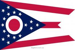 Купити прапор штату Огайо
