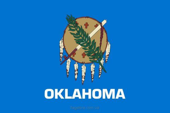 Купити прапор Оклагоми (штату Оклагома)