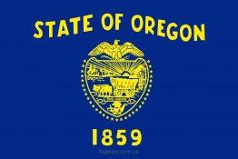 Купити прапор Орегону (штату Орегону)