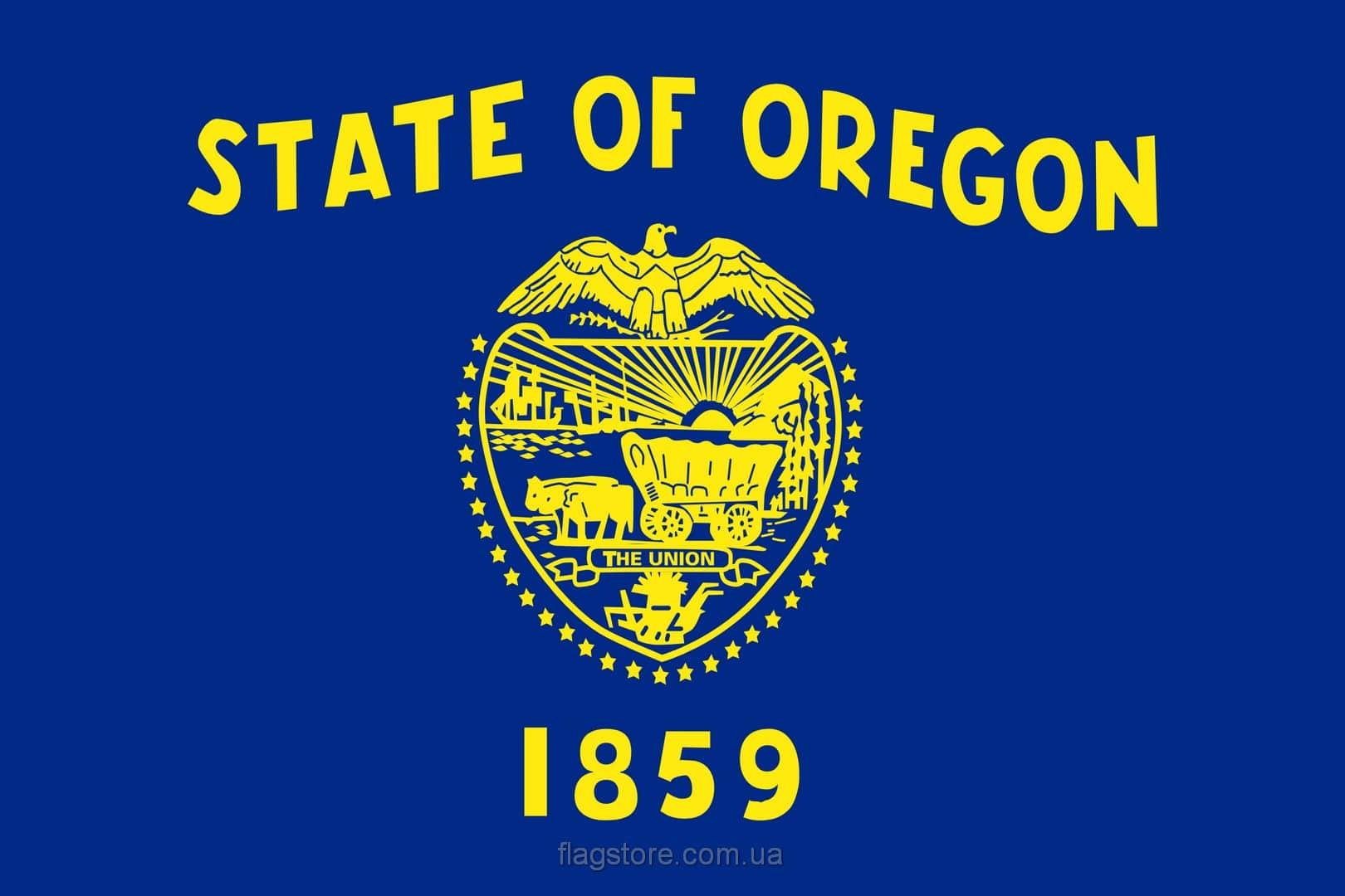 Купить флаг Орегона (штата Орегон)
