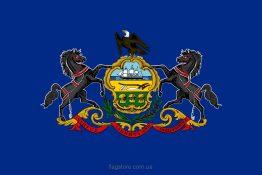 Купити прапор Пенсильванії (штату Пенсильванія)
