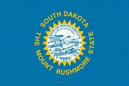 Купити прапор Південної Дакоти (штату Південна Дакота)