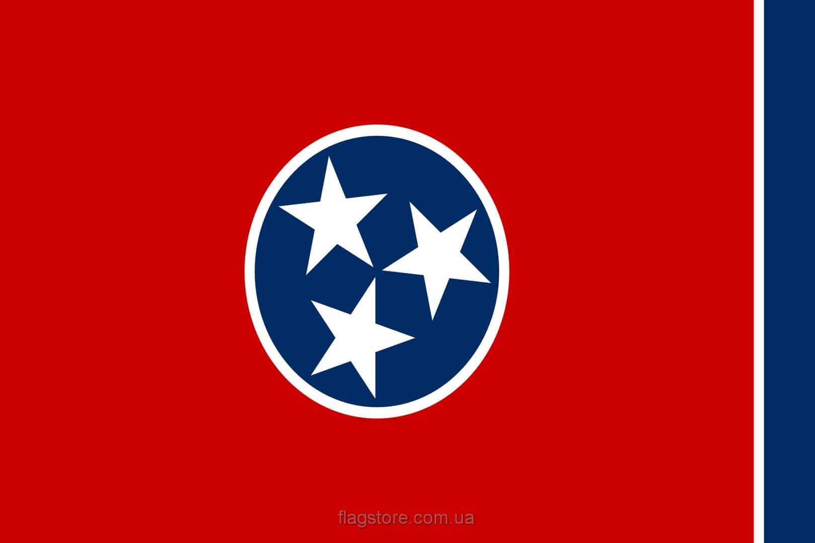 Купить флаг штата Теннесси