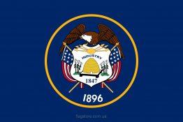 Купити прапор Юти (штату Юта)