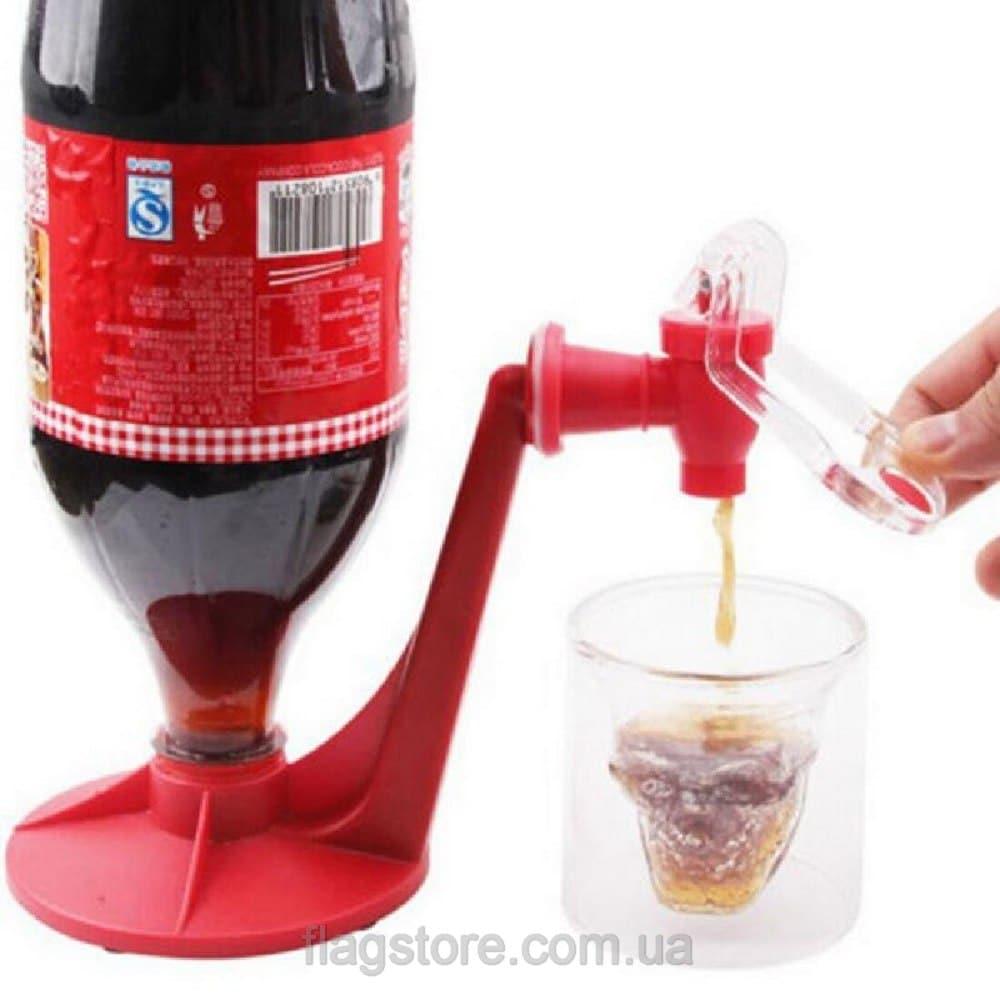 Диспенсер с клапаном для газированных напитков 1
