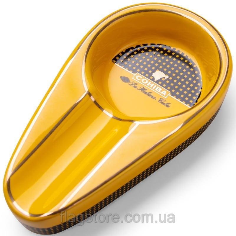 Керамическая пепельница для сигар Cohiba 1