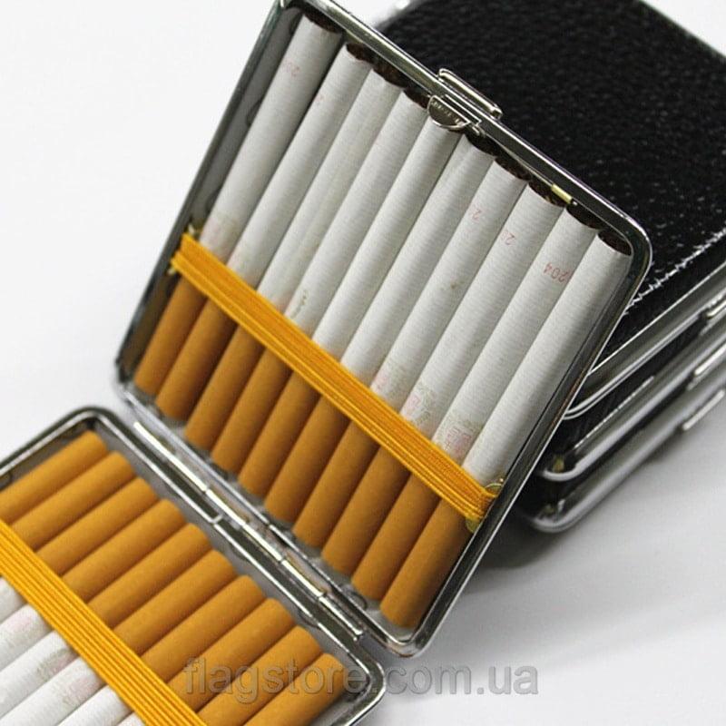 Портсигар (футляр на 20 сигарет) 2