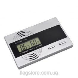 Купить термометр-гигрометр для хьюмидора с возмоностью калибровки